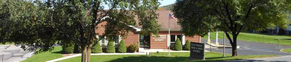 Specifications | Blair Township Water and Sewer Authority
